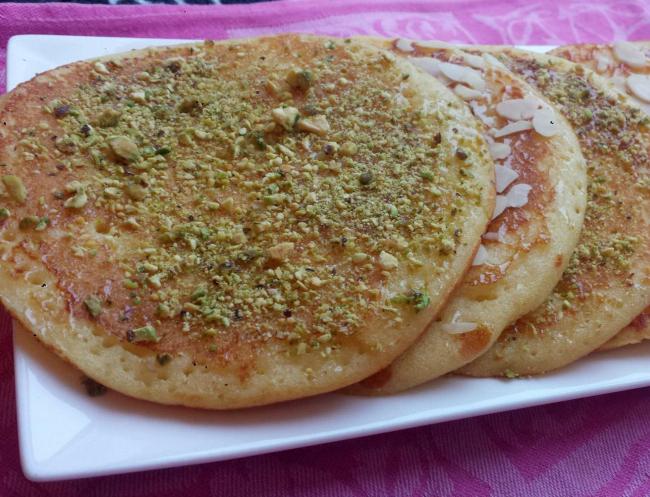 pancake-amandel
